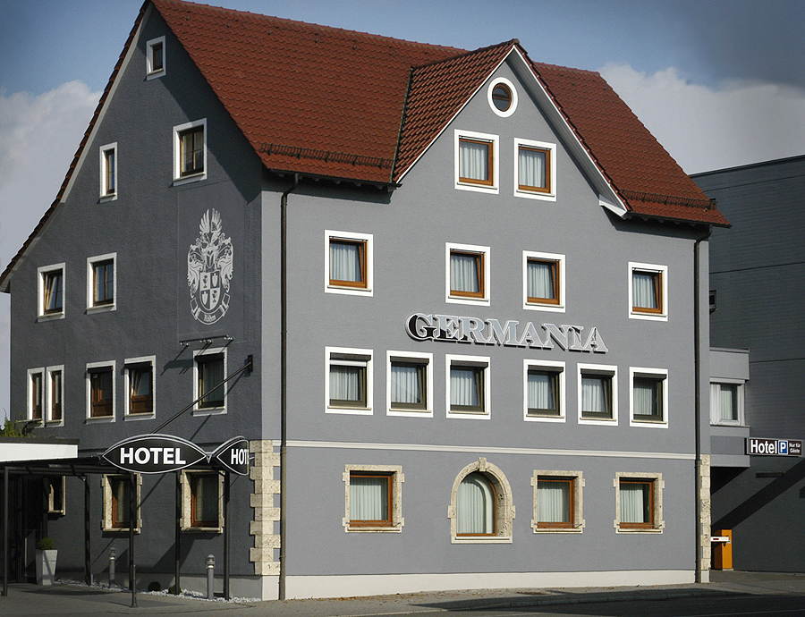 Hotel Reutlingen Germania